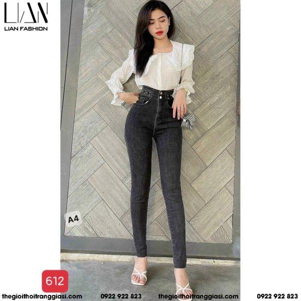 quần jean dài nữ